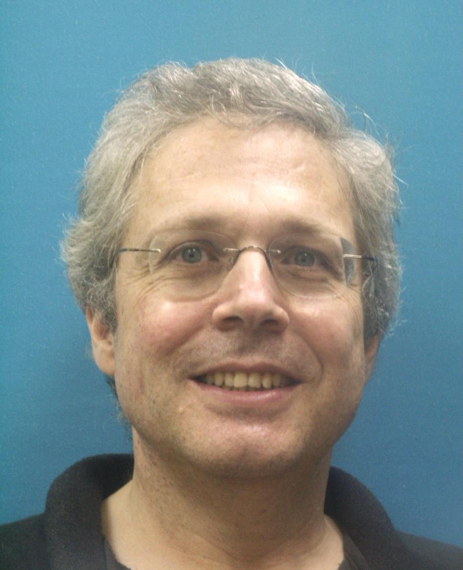 Photo of Dr. Zvi Harel